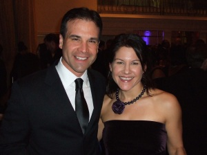 Krissy & Mark at the Ohio Celebration Gala